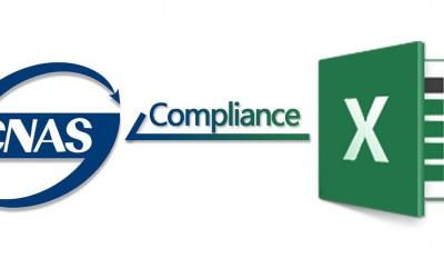 Excel电子表格在CNAS认证实验室的合规使用