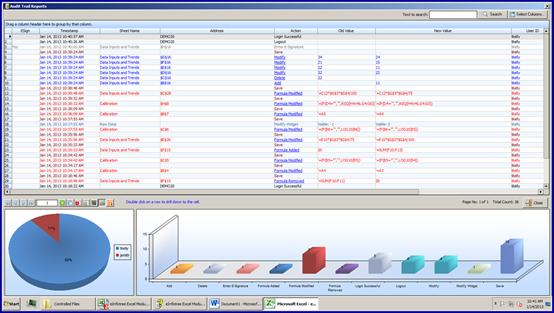 电子表格合规插件-eInfotree
